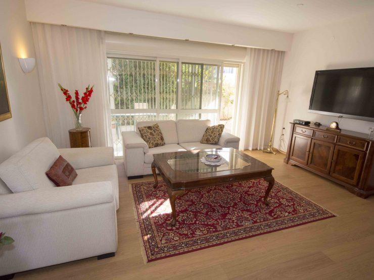 בבלעדיות למכירה דירת גן 5 חדרים בשכונת מוריה, מודיעין
