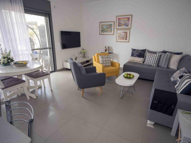 Three Room Boutique apartment In Moriah, Modiin