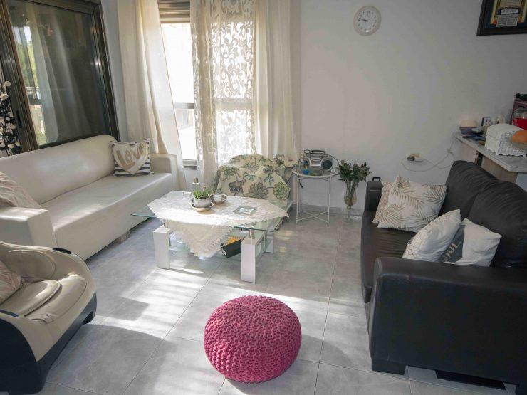 For Sale 3 room apartment in Prachim, Modiin
