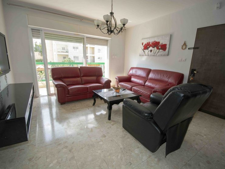 For Sale, 4.5 rooms apartment, Town Center, Nachalim, Modiin